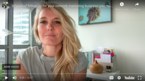 3 types of follow up for your network marketing business you must learn